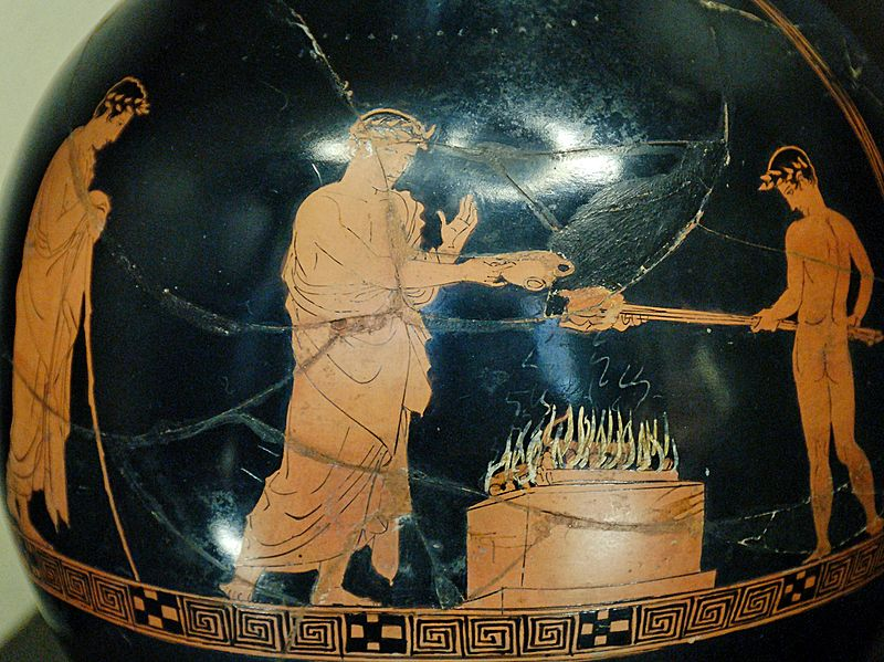 ritualistic sacrifice in ancient greek mythology Hospitality in greek mythology essay examples ritualistic sacrifice in ancient greek mikeyritualistic sacrifice in ancient greek mythologythe ritual of.