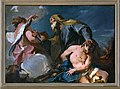 Sacrificio di Isacco (Le sacrifice d'Isaac) par Giambattista Pittoni.jpg