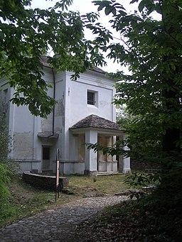 Sacro Monte Ghiffa Cappella Abramo