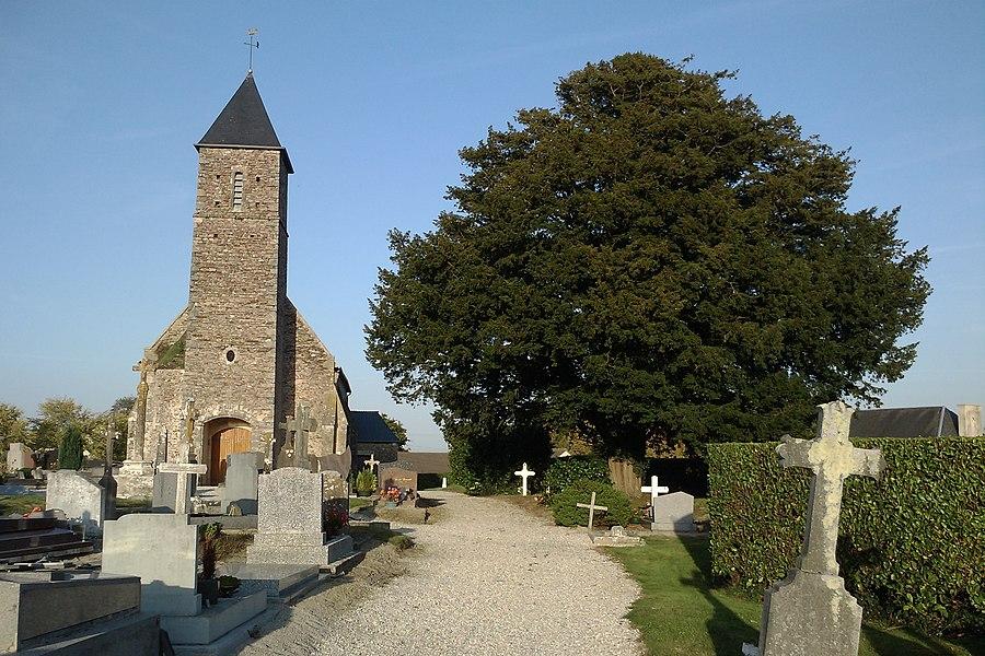 église (14e / 18e s.) de fr:Saint-Sébastien-de-Raids