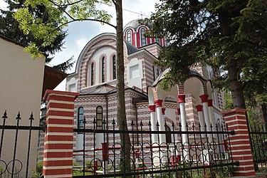 Церковь Святого Георгия в Брезнике.JPG