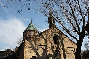 Saint Nshan Armenian church, Old Tbilisi.005.jpg