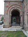 Saint Vincent de Paul church (1937). Arcades. - Budapest.JPG