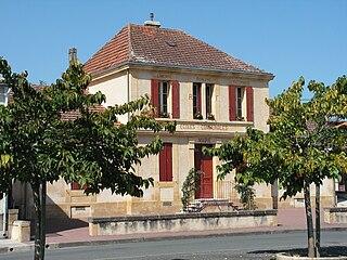 Saint-Pierre-dEyraud Commune in Nouvelle-Aquitaine, France