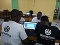 Salon stratégique Wikimedia 2030 au CNFC-cotonou24.jpg