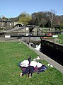 Salterhebble Locks - geograph.org.uk - 391271.jpg