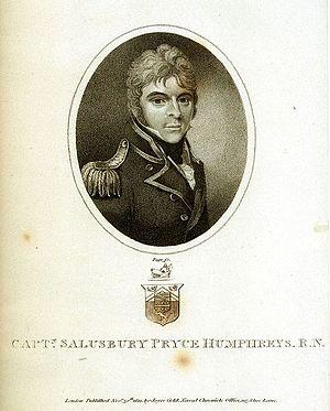 Salusbury Pryce Humphreys - Image: Salusbury Pryce Humphreys