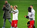 Salzburg FC gegen Borussia Dortmund (EL Achtelfinale Rückspiel 15. März 2018) 02.jpg