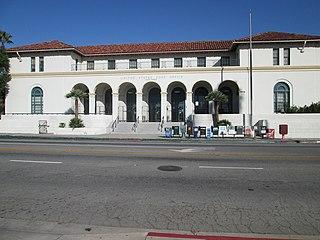 San Bernardino Downtown Station United States historic place