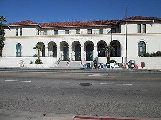 San Bernardino Downtown Station - Image: San Bernardino Main Post Office 3