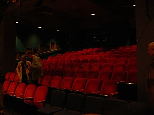New Conservatory Theatre Center - Auditorium of an NCTC stage