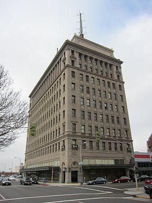 Richard Felchlin - Image: San Joaquin Light and Power Corporation Building 001
