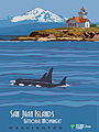 San Juan Islands National Monument poster- Sentinels of the Salish Sea (15812525229).jpg