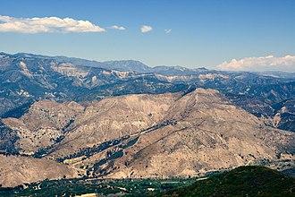 San Rafael Wilderness - San Rafael Wilderness