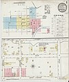 Sanborn Fire Insurance Map from Shelbyville, Bedford County, Tennessee. LOC sanborn08373 001-1.jpg