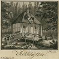 Sanderumgaard Kildehytten 1822 Hanck.png