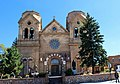Santa Fe, USA, New Mexico - Cathedral Basilica of St. Francis of Assisi - panoramio.jpg