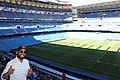 Santiago Bernabéu Stadium Inside 360 degree view , Madrid in 2019.jpg