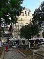 Santo Domingo - Fassade 1 mit Markt.jpg