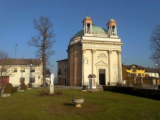 Santuario della madonnina facciata