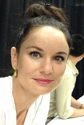 Sarah Wayne Callies - Callies at the Edmonton Expo 2013