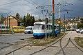 Sarajevo Tram-212 Line-4 Depot 2011-10-20.jpg