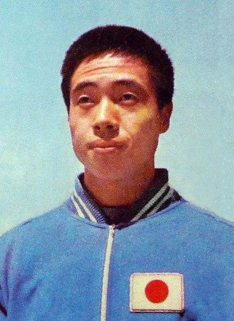 Sawao Kato - Image: Sawao Kato 1970