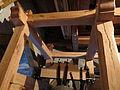 Schönheide im Erzgebirge Martin-Luther-Kirche Neuer Glockenstuhl von 2013 1.JPG