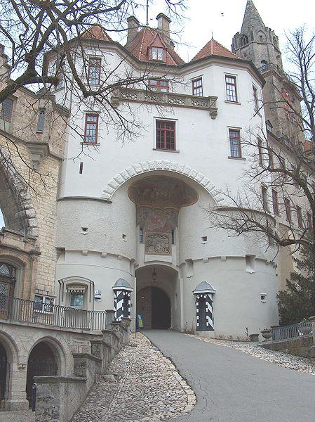 Datei:Schloss Sigmaringen Hauptportal.jpg