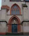 Schotten Stadt Kirchgasse Liebfrauenkirche Portal Sued.png
