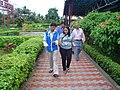 Science Career Ladder Workshop Participants Visiting Science City - Indo-US Exchange Programme - Kolkata 2008-09-17 01306.JPG