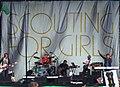 Scouting for Girls in June 2008 during the Glastonbury Festival.jpg