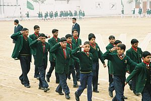 The Bharat Scouts and Guides - Boy Scouts in Delhi