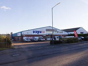 Screwfix - Screwfix store in Stratford-upon-Avon