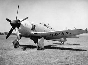 Sea Fury T20 at Hawker Langley 1949.jpg