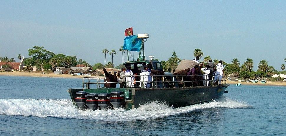 Sea Tiger Fast Attack boat