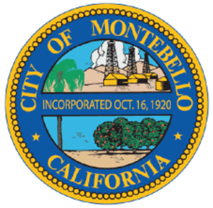 Montebello, California - Image: Seal of Montebello, California