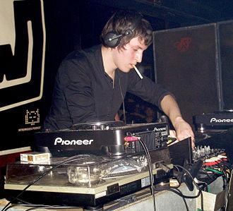 Sebastian (French musician) - SebastiAn in 2007 in Madrid