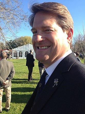 Sebastian Browne, 12th Marquess of Sligo - Sebastian Browne, 12th Marquess of Sligo. New South Wales, Australia. September, 2018.