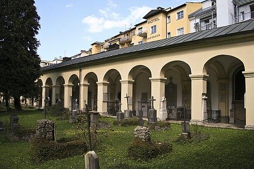 Sebastiansfriedhof salzburg 3