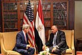Secretary Kerry Meets With Egyptian Foreign Minister Shoukry (15216915596).jpg