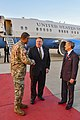 Secretary Pompeo Arrives in Seoul on October 7, 2018 (44240450865).jpg
