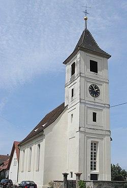 Seefelden (Gemeinde Buggingen), Kirche.jpg