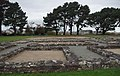 Segontium Roman Fort 20171018 praetorium.jpg