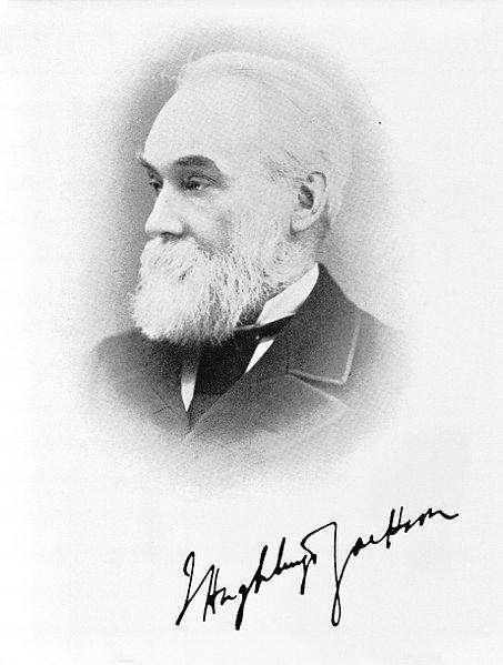 File:Selected writings of John Hughlings Jackson; frontispiece. Wellcome L0000492.jpg