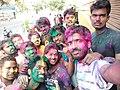 Selfie of holi celebration.jpg