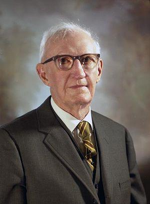 John T. McCutcheon (politician) - McCutcheon in 1969