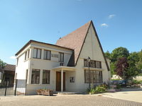 Seraincourt (Val-d'Oise) mairie.JPG