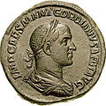Sestertius Gordian II-RIC 0008 (obverse).jpg