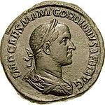 Sestertius Gordian II-RIC 0008 (anverso) .jpg